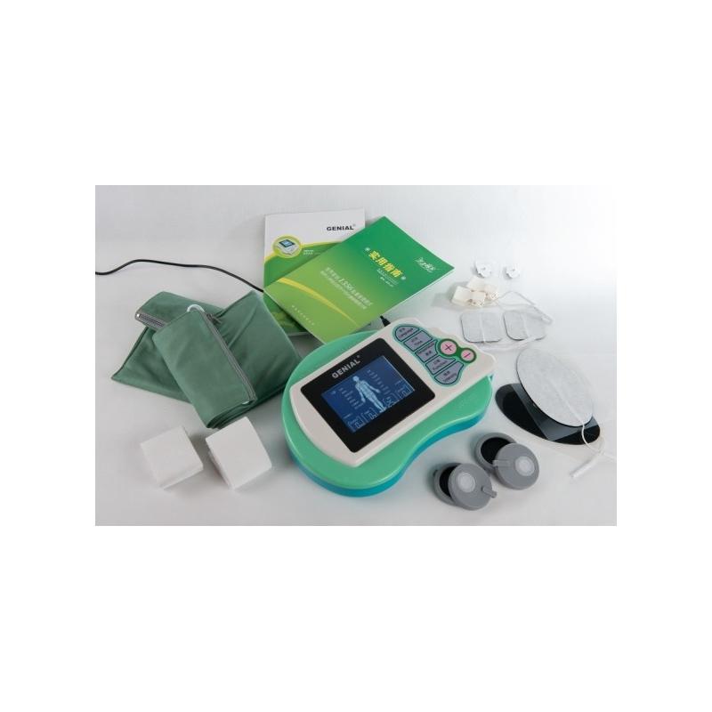 EMS Genial Elektroterapia a termoterapia na liečbu chorôb