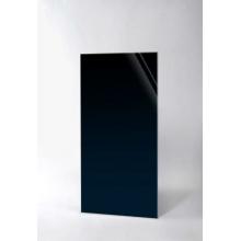 Infra panel na sálavé a riadené vykurovanie VCIR 600W čierne sklo