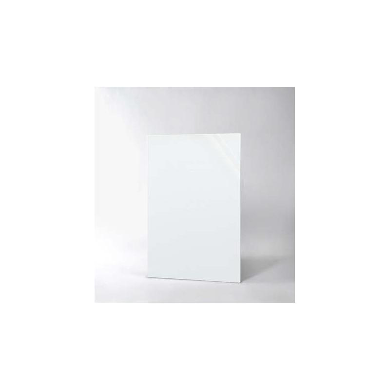 Infra panel 800W biele sklo