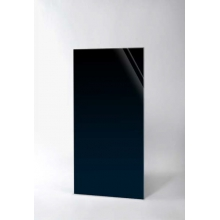 Infra panel na sálavé a riadené vykurovanie VCIR 800W biele sklo