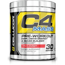 Cellucor C4 Mass 1020g