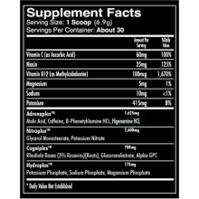 iForce Nutrition Max Out 207g