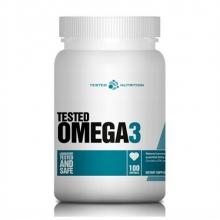 Tested Omega 3 100kapslí