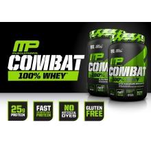 MP Combat 100% Whey 2269g