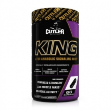 Cutler Nutrition King 60 kapslí