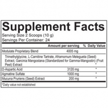 USPlabs Test Powder 240g