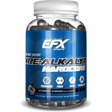 EFX Kre-Alkalyn Hardcore 120 kapslí kreatín