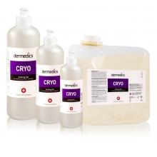 Dermedics CRYO Laser Cooling Gél 500ml na SHR, IPL, diodový laser ošetrenia