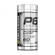 Cellucor P6 Chrome 60 kapslí