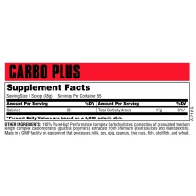 Universal Carbo plus 1000g