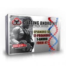 LG Sciences Cutting Andro Kit náhrada steroidov