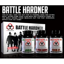LG Sciences Battle Hardener náhrada steroidov