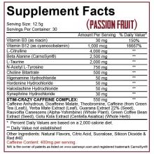 5% Nutrition 5150 375g extrémna pumpa a stimulant