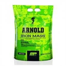 MusclePharm Iron Mass 4540g