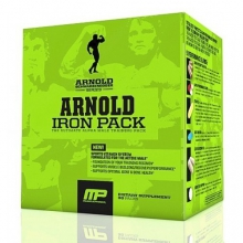 MusclePharm Iron Pack 30ks