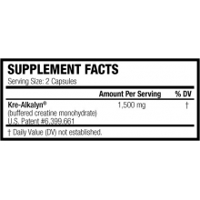 EFX Sports Kre-Alkalyn 240 kapslí