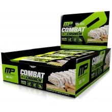MP Combat Crunch 63g proteínová tyčinka