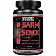 Focused Elite Sarm Stack 90kaps