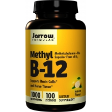 Jarrow Methyl B-12 100 kapslí