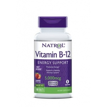 Natrol Vitamin B-12 100 tabliet