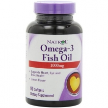 Natrol Omega-3 Fish Oil 90gels