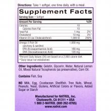 Natrol Fish Oil+Vitamin D3