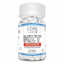 Core Labs X NZT Power 20 kapslí