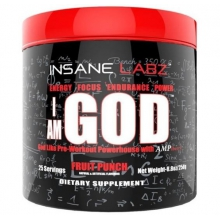 Insane Labz I am God 291g