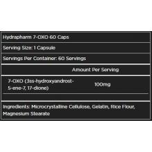 Hydrapharm 7-OXO 60 kapslí