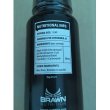 Brawn Nutrition SR9009 60kapslí