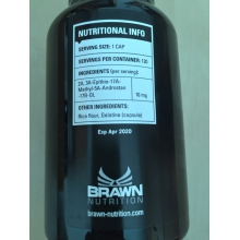 Brawn Nutrition EPI 120 kapslí