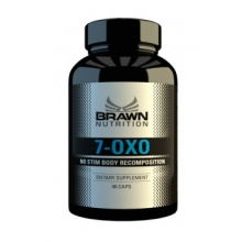 Brawn Nutrition 7-OXO 90 kapslí
