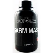 Outlaw Sarm Mass 60kapslí