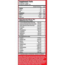 MuscleMeds Carnivor Beef Aminos 300 tabliet
