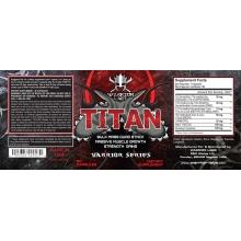 Warrior Labs Titan 90 kapslí