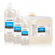 Dermedics HYAL Hyaluronic Acid gél 500ml