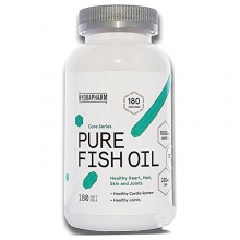 Hydrapharm Pure Fish Oil 180 softgels