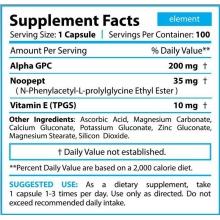 Revange Nutrition Noopept 100kapslí