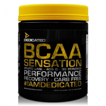 Dedicated BCAA Sensation 405g