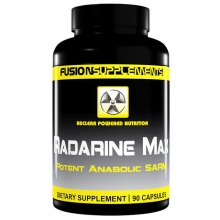 Fusion Supplements Radarine Max 90 kapslí