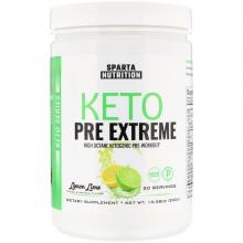 Sparta Keto Pre Extreme 300g
