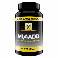 Fusion M1, 4ADD 60 kapslí