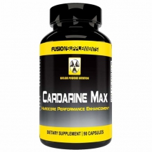 Fusion Supplements Cardarine Max 90 kapslí