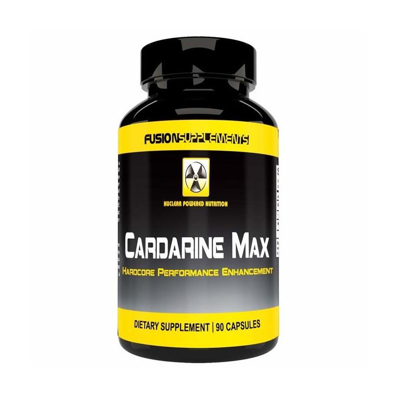 Fusion Cardarine Max 90 kapslí