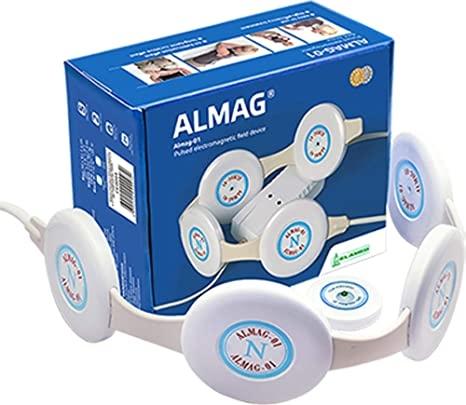 Magnetoterapia Almag profesionálny fyzioterapeutický prístroj na domáce použitie.Magnetoterapia patrí medzi najstaršie druhy fyzikálnej terapie.