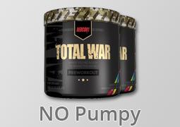 NO pumpy a stimulanty