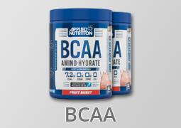 BCAA aminokyseliny